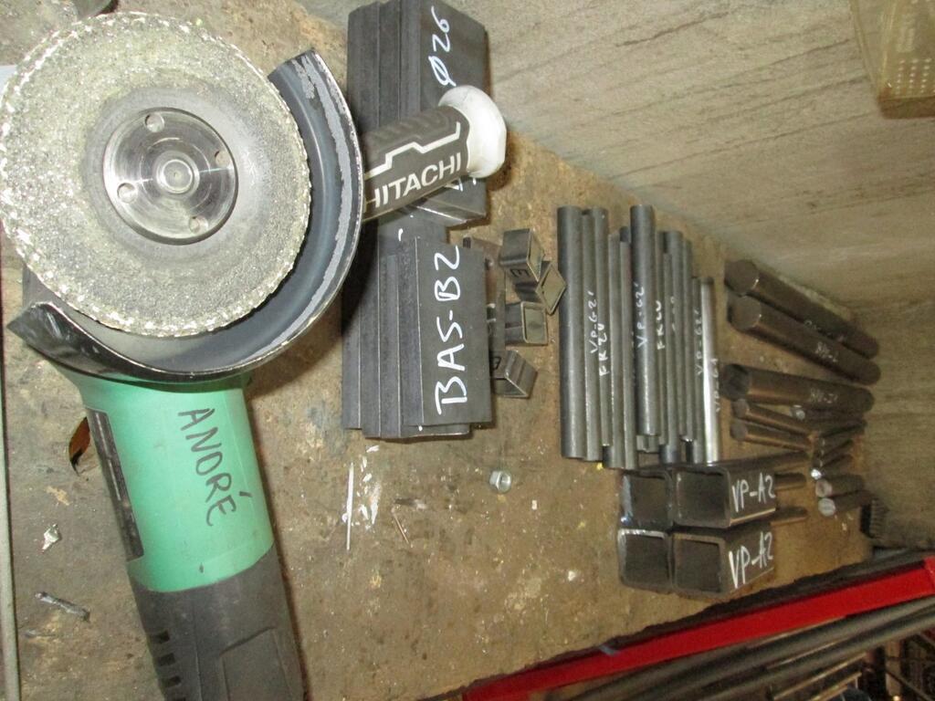 Atelier et outils
